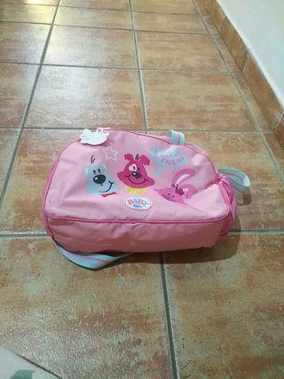 bolsa de muñecos