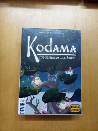 kodama en castellano