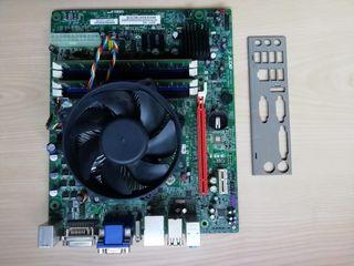 Pack placa base Acer + procesador i3 + Ram