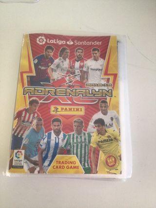 coleccion la liga 2018-2019
