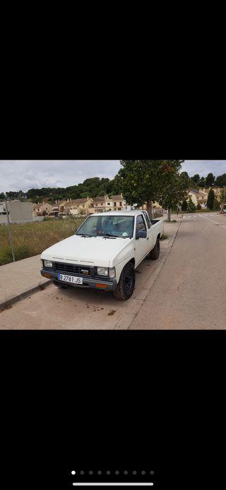 Nissan Pick-up 4X4 CLÁSICO