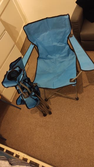 2 Folding camping chair