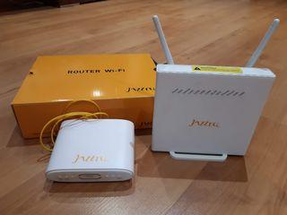router+ont ZTE fibra wifi jazztel