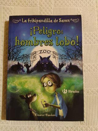 Pack de libros La frikipandilla de Samu 1 y 2