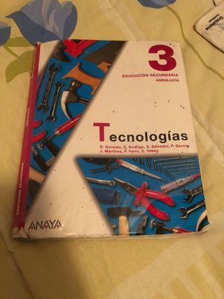 Libro de Tecnología Anaya