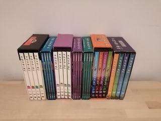 Serie Friends. Temporadas de la 2 a la 8