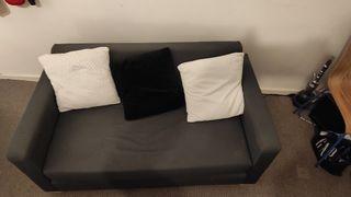 2-seat sofa bed