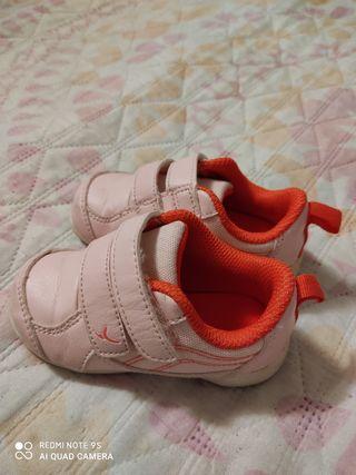 calzados de niña