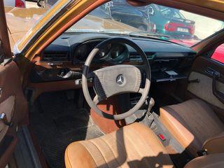 Despiece de Mercedes 280 w116
