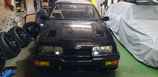 ford sierra rs cosworth replica