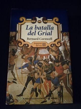 Libro: La batalla del Grial