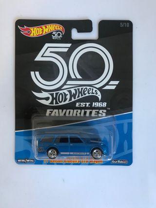Hot Wheels Datsun bluebird 510 wagon