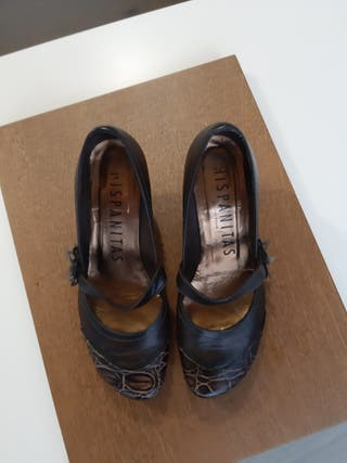 zapatos hispanistas n°39