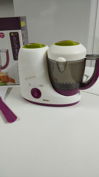 Baby Cook - Robot de cocina infantil al vapor
