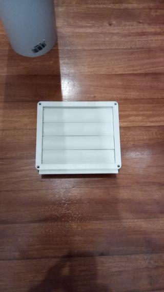 Ventanilla PVC de Salida Exterior Redonda - Evacua