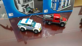 LEGO CITY POLICE MOD 60047