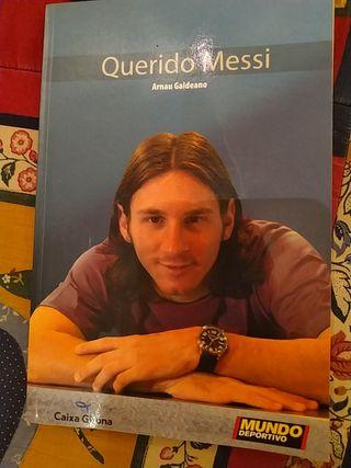 Querido Messi