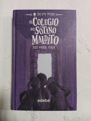 Novela infantil: El colegio del sótano maldito