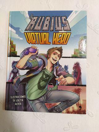Pack 3 comics El Rubius virtual hero