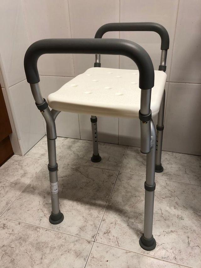 Silla ducha ortopédica