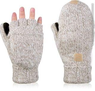 guantes de lana unisex a estrenar