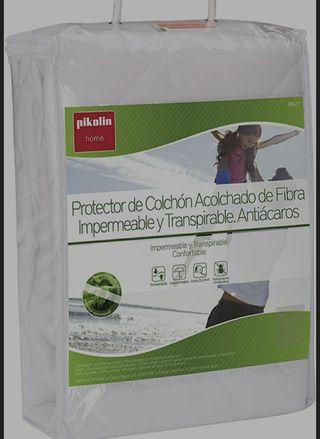 Cubre colchón/protector colchón: Pikolin 105