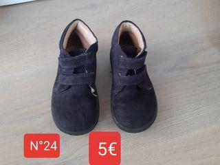 Botas n°24
