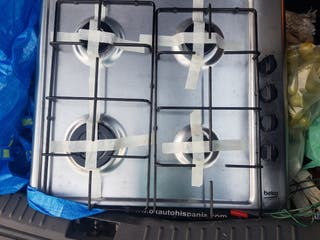 placa gas butano