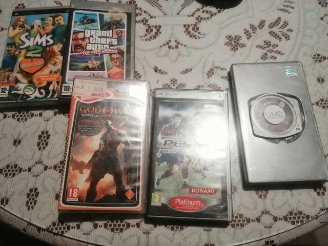 juegos PSP.
