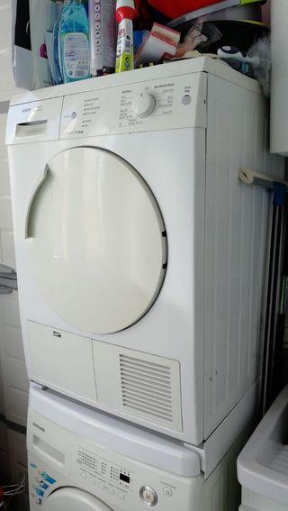 secadora Bosch condensación