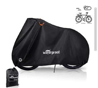 cubierta impermeable para moto a estrenar