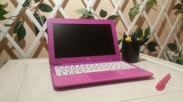 "Portátil Rosa HP 11.6"" ligero"
