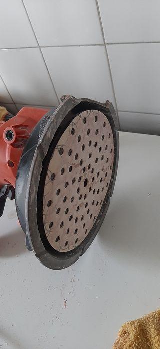 Lijadora gotelet o pared HP750E con bolsa