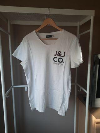 Camiseta Jack & Jones chico talla M