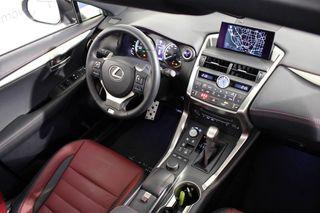 Lexus NX 300h F SPORT 4WD 197cv AUT