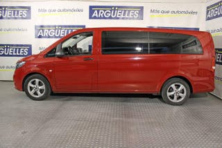 Mercedes-Benz Vito 119d Tourer Select Extralarga 9 Plazas 190cv AUT