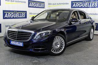 Mercedes-Benz Clase S S 500 L Nacional UNIDAD ÚNICA