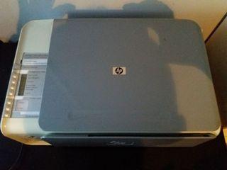 Impresora con escáner HP