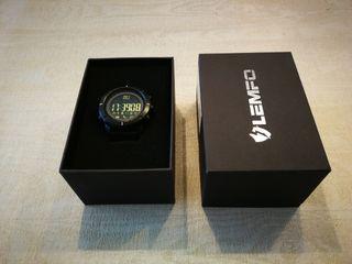Smartwatch Lemfo Lf 19 Reloj Deportivo Inteligente