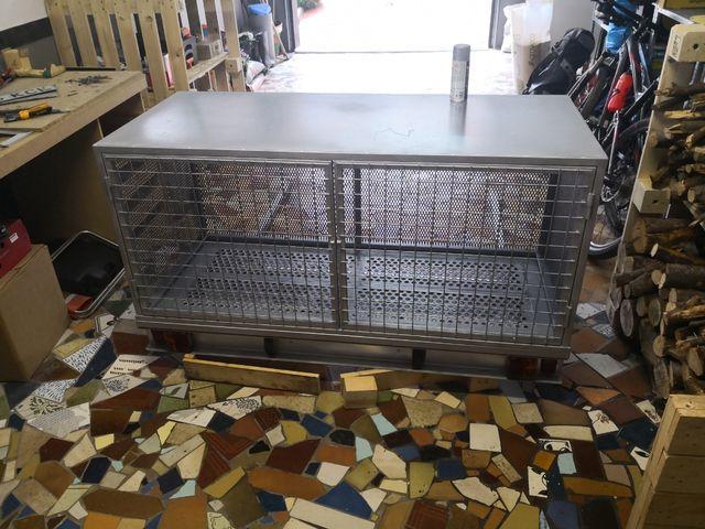 plataforma portamotos perros