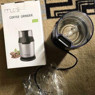 Molinillo electro de café