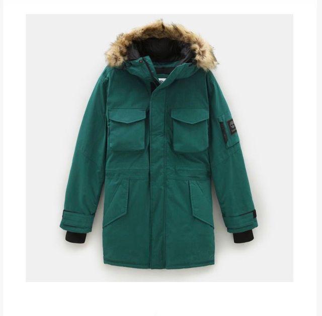 Timberland waterproof down jacket