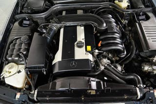 Mercedes-Benz SL SL 320 4plzs NACIONAL con libro