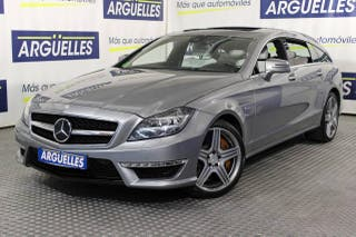 Mercedes-Benz Clase Cls CLS 63 AMG Shooting Brake 557cv Edition 1 Performance