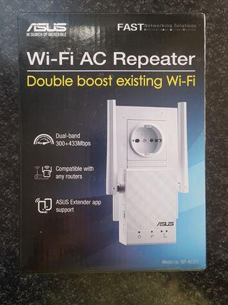 Repetidor Wifi ASUS RP-AC51 Dual Band