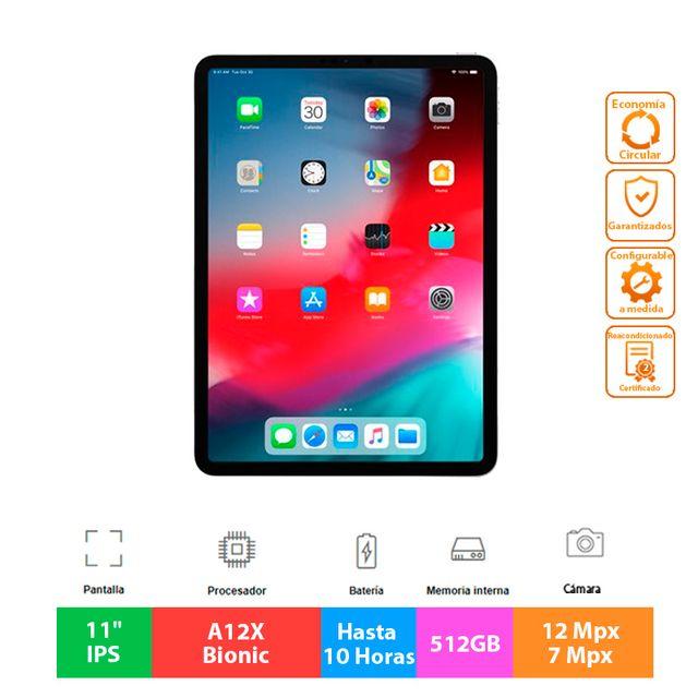 Apple iPad Pro 11 - 512GB - WiFi - Reacondicionado