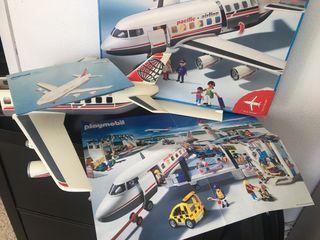 Playmobil (4310) Avion grande 62x67