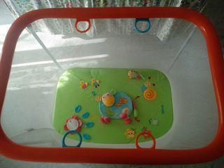 Parque infantil prenatal