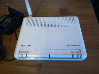 Router movistar xavi 7968