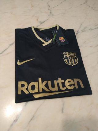 Camiseta Barcelona segunda equipacion.